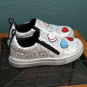 Dolce Vita Girls Kids' Zach Sneaker - Glitter